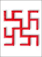 Цвет Папоротника - огненный символ Чистоты Духа.  Обладает мощной целительной силой.