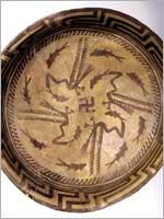 Чаша из Самарры, Ирак, 5 000 до н.э.