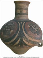 Керамика, Ганшу, Китай, 2200-1800 до н.э.