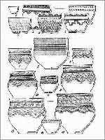 Андроновская культура (Юг Западной Сибири и территория современного Казахстана). Бронзовый век, 2 000 до н.э.