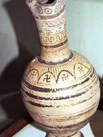 Свастика на Керамике, Крит, 1500-1000 до н.э.