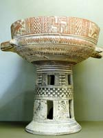 Свастика на Чаше, Аттика. 715-700 г. до н.э.