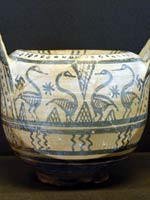 Свастика на Сосуде, Беотия 720 г. до н.э.