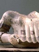 Свастика на Женском торсе, 600 г. до н.э.