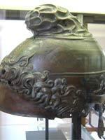 Свастика на Греческом шлеме, 350 г. до н.э.