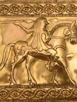 Свастика в Гальштатской культуре. Кельты против Иллирийцев 4 в. до н.э.