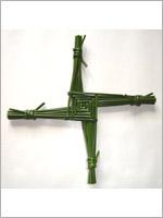 Свастика в Ирландии, крест святой Бригитты.