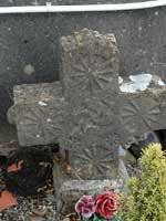 Могильный крест, Briscous, (юго-запад Франции)