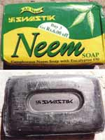 Мыло со свастикой