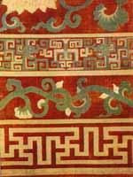 Свастика в китайском орнаменте