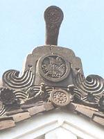 Трискелион на синтоистском храме