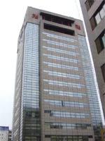 Свастика на Тайване. Высотное здание
