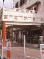 Свастика в Малайзии. Офис организации Красной Свастики в Сингапуре