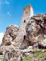 Башни в Ингушетии