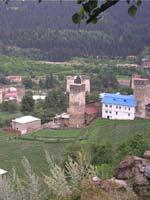 Башни в Грузии