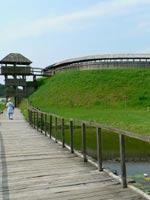 Славянское поселение в Гросс-Раден