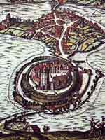Славянский город Ратцебург (Ratzeburg) в Германии