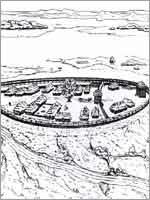 Славянский город Хитцакер (Hitzacker) в Германии