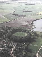 Славянский город Гарц (Garz) в Германии
