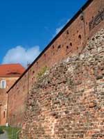 Славянский город Белзиг (Belzig) в Германии