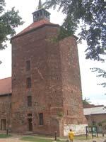 Славянский город Бесков (Beeskow) в Германии