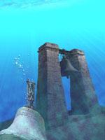 Колокола под водой
