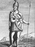 Бог вендов Радегаст