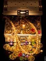 Сундуки с сокровищами