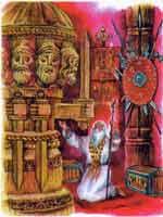 Руевит – бог войны западных славян