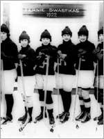 Женская хоккейная команда Фирни, 1922