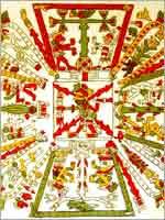 Маянский кодекс с «мальтийским» крестом