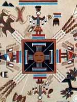 Отец-солнце индейцев навахо