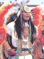 Славяно-арийские символы на индейской вышивке