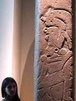 Белые боги американских индейцев. Стелла из Ла Венты, Мексика