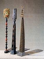 Прялка Ярославская губ. из собрания Русского музея