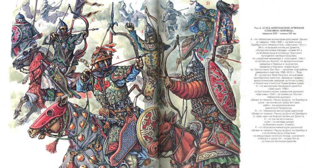 Горелик м.в армии монголо-татар супер, все