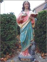 Иоанн Креститель по Библии. Иллюстрация из книги Светланы Левашовой «Откровение»