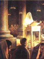 Радомир пытался спасти иудеев. Иллюстрация из книги Светланы Левашовой «Откровение»