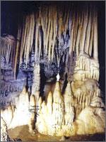 Пещеры Лонгрив в Лангедоке (Франция) (Longrives), Languedoc. Иллюстрация из книги Светланы Левашовой «Откровение»