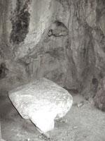 Пещера, в которой погибла Мария Магдалина со своей дочерью Вестой. Иллюстрация из книги Светланы Левашовой «Откровение»