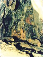 Пещера Марии Магдалины. Иллюстрация из книги Светланы Левашовой «Откровение»
