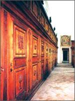 Архивы Ватикана. Иллюстрация из книги Светланы Левашовой «Откровение»