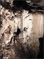 Один из сохранившихся ходов Сакани. Иллюстрация из книги Светланы Левашовой «Откровение»