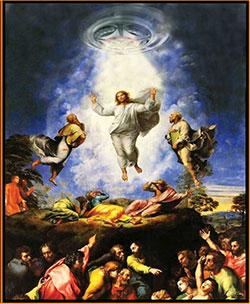 Картина Рафаэля «Уход». Иллюстрация из книги Светланы Левашовой «Откровение»