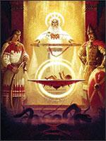 Картина художника Бориса Ольшанского