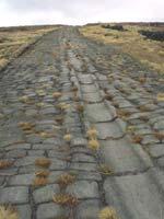 «Римская» дорога около Манчестера (Blackstone Edge, near Manchester)