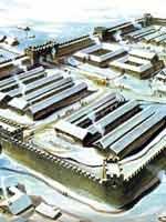 «Римский» зимний военный лагерь