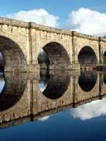 «Римский» акведук (мост) в Ланкастере