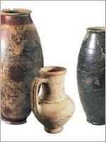 Бибракта (Bibracte). Галльская керамика