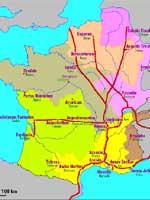 «Римские» дороги во Франции